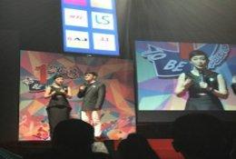 เอเจสนับสนุนโครงการ To Be No. 1 Idols 2018