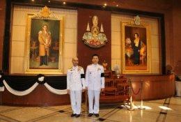 CEO AJA เข้ารับมอบเข็มจากสมเด็จพระเทพรัตนราชสุดาฯ สยามบรมราชกุมารี