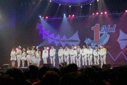 AJ สนับสนุนโครงการ To Be No. 1 Idol 2555