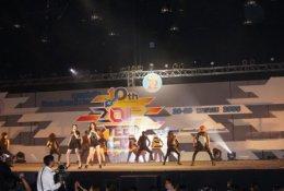 AJ สนับสนุนโครงการ To Be No. 1 Teen Dancercise 2555