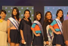 Miss Teen Thailand 2555