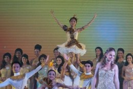 AJ สนับสนุนการประกวด Miss Tourism Thailand 2555