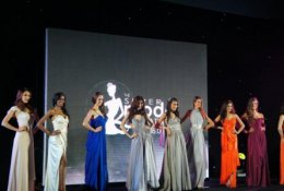 AJ สนับสนุนการประกวด The Super Model International 2555