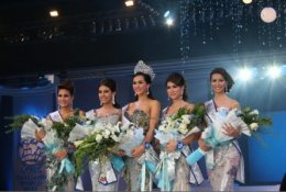 งานประกวด Miss Thailand World 2554