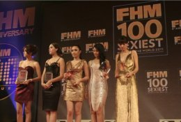 FHM Anniversary 100 Sexiest Women in the World 2011