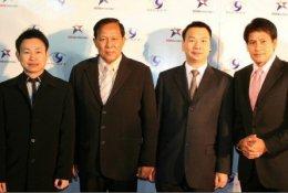 AJ ร่วมแสดงความยินดีกับเหล่าศิลปิน ใน Nine Entertain Awards ประจำปี 2554