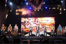 AJ สนับสนุนการประกวด M Thailand 2555