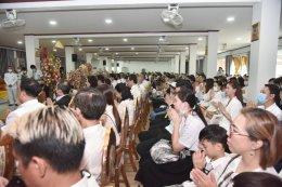 กฐินพระราชทาน บริษัท เอเจ แอดวานซ์ เทคโนโลยี จำกัด (มหาชน) ประจำปี 2563 ณ วัดดอนสะแก