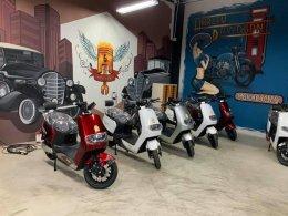 เปิดศูนย์บริการตัวแทนจำหน่าย EV Bike สาขากำแพงแสน จ. นครปฐม