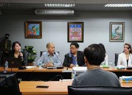 สมาคมแลกเปลี่ยนการค้าไทยเอเซีย เข้าเยี่ยมชม บริษัท เอเจ แอดวานซ์ เทคโนโลยี จำกัด (มหาชน) หรือ AJA