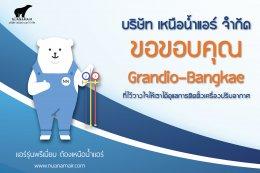 ติดตั้งเครื่องปรับอากาศ Grandio-Bangkae