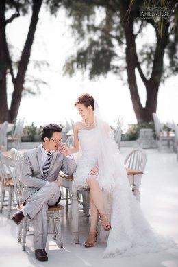 +*+* ผลงานส่งท้ายปีกับ Pre-wedding แบบน่ารัก  ๆ@The Glass House *+*+