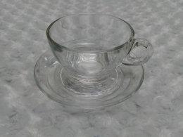 ชุดกาแฟใหญ่ (ถ้วย+จานรอง)