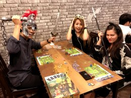 Stronghold Board Games Cafe