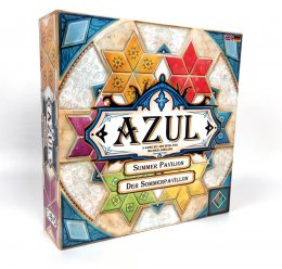 AZUL Summer Pavilion Stronghold Boardgame SIAM