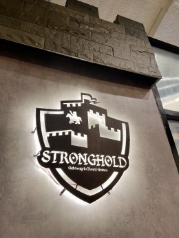 NEW ! Stronghold @Siam Soi 9