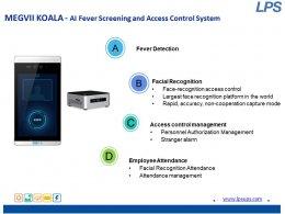AI Fever Screening and Access Control System - KOALA Platform