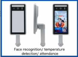 AI Fever Screening and Access Control System - RUISION RS-H658