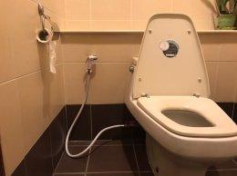 หัวชำระ , ชุดชำระ , สายชำระ , สายฉีดตูด , ห้องน้ำ , อุปกรณ์ห้องน้ำ , ห้องน้ำสะอาด , ของใช้ในห้องน้ำโรงแรม , อุปกรณ์ในห้องน้ำ , ของใช้ในห้องน้ำ