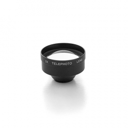 Bitplay 3X Telephoto Lens - Black