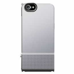 Bitplay Snap!6 Plus for iPhone 6 Plus - Light Silver (สินค้าราคาโปรโมชั่นไม่มีการรับประกัน)