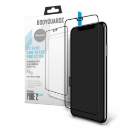 BodyGuardz Pure 2 Edge iPhone X