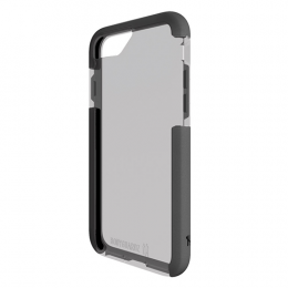 BodyGuardz Ace Pro Case with Unequal Technology for iPhone 7 / 8 - Smoke/Black