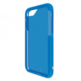 BodyGuardz Ace Pro Case with Unequal Technology for iPhone 7 / 8 - Blue/White