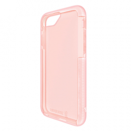 BodyGuardz Ace Pro Case with Unequal Technology for iPhone 7 / 8 - Pink/White