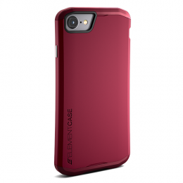 Element Case AURA for iPhone 7 - Deep Red