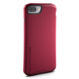 Element Case AURA for iPhone 7 Plus - Deep Red