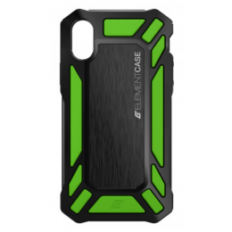 Element Case Roll Cage For iPhone X - Green