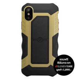 Element Case Recon  for iPhone X  -  Coyote