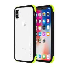 Incipio Reprieve Sport for iPhone X - Volt/Black/Clear
