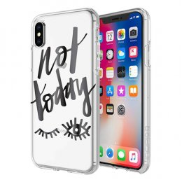Incipio Design Series - Classic for iPhone X - Not Today