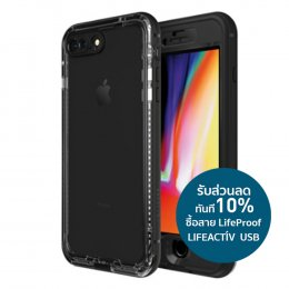 Life Proof Nuud for iPhone 8 Plus - Black