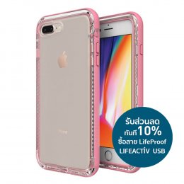 LifeProof Next Series for iPhone 8 Plus and iPhone 7 Plus - Cactus Rose