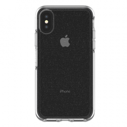 OtterBox Symmetry Clear for iPhone X - Stardust