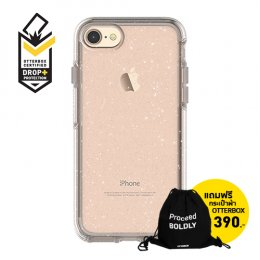OtterBox Symmetry Clear for iPhone 8 / iPhone 7 - Stardust