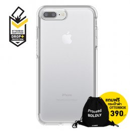 OtterBox Symmetry Clear  for iPhone 8 Plus / iPhone 7 Plus - Clear