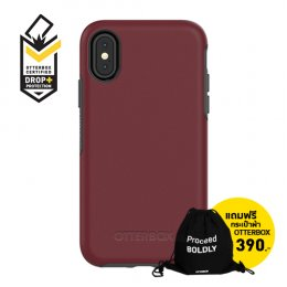 OtterBox Symmetry for iPhone X - Fine Port