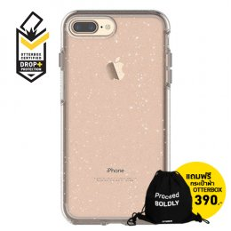 OtterBox Symmetry Clear Series for iPhone 8 Plus / iPhone 7 Plus - Stardust