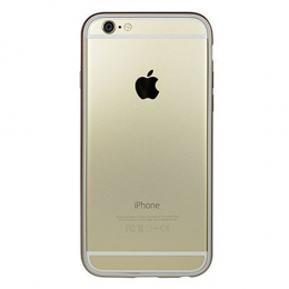 Power Support Arc Bumper set for iPhone 6 /6s - Gold (สินค้าราคาโปรโมชั่นไม่มีการรับประกัน)