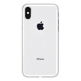 Power Support Air Jacket For iPhone X (no film) - Clear