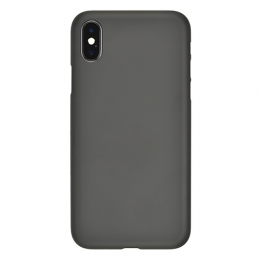 Power Support Air Jacket For iPhone X (no film) - Black