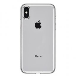 Power Support Air Jacket For iPhone X (no film) - Smoke