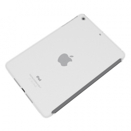 Power Support Air Jacket for iPad Mini Retina compatible for Smart cover - Clear