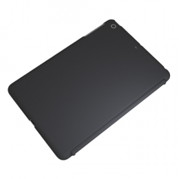 Power Support Air Jacket for iPad Mini Retina compatible for Smart cover - Rubberized Black
