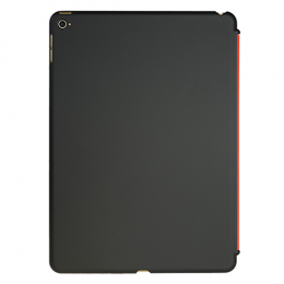 Power Support Air Jacket for iPad Air compatible for Smart cover - Rubberized Black (สินค้าราคาโปรโมชั่นไม่มีการรับประกัน)
