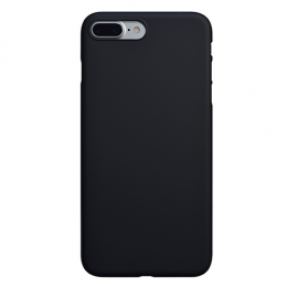 Power Support Air Jacket For iPhone 7 Plus / 8 Plus (No film) - Rubberized Black